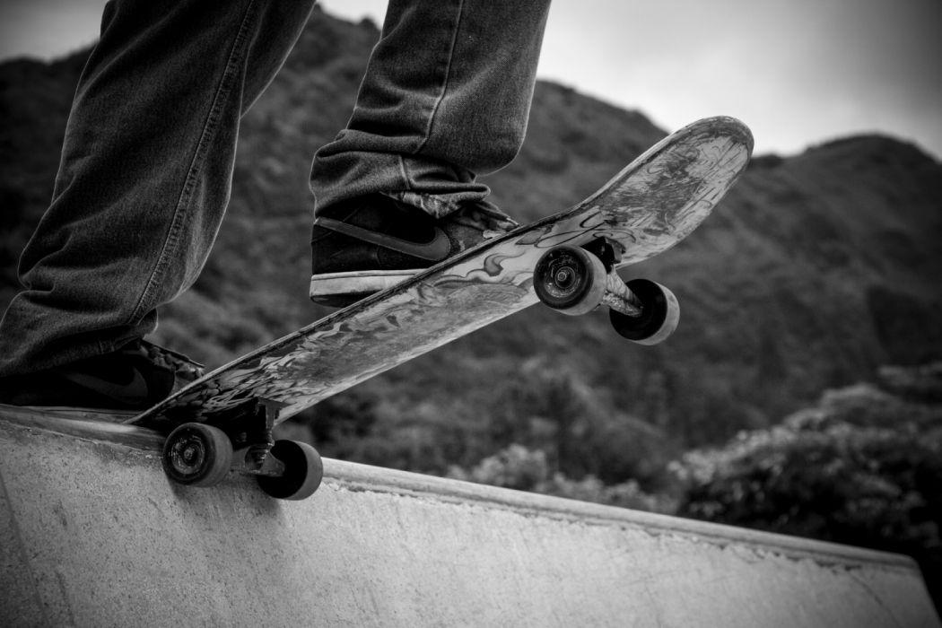 fun hobby outdoors risk skate skateboard skateboarding sport wallpaper