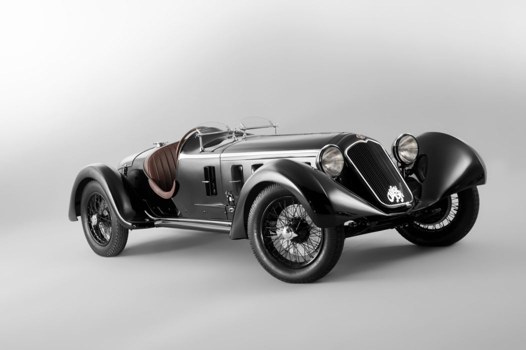 Alfa Romeo 6C 1750 SS 1929 wallpaper