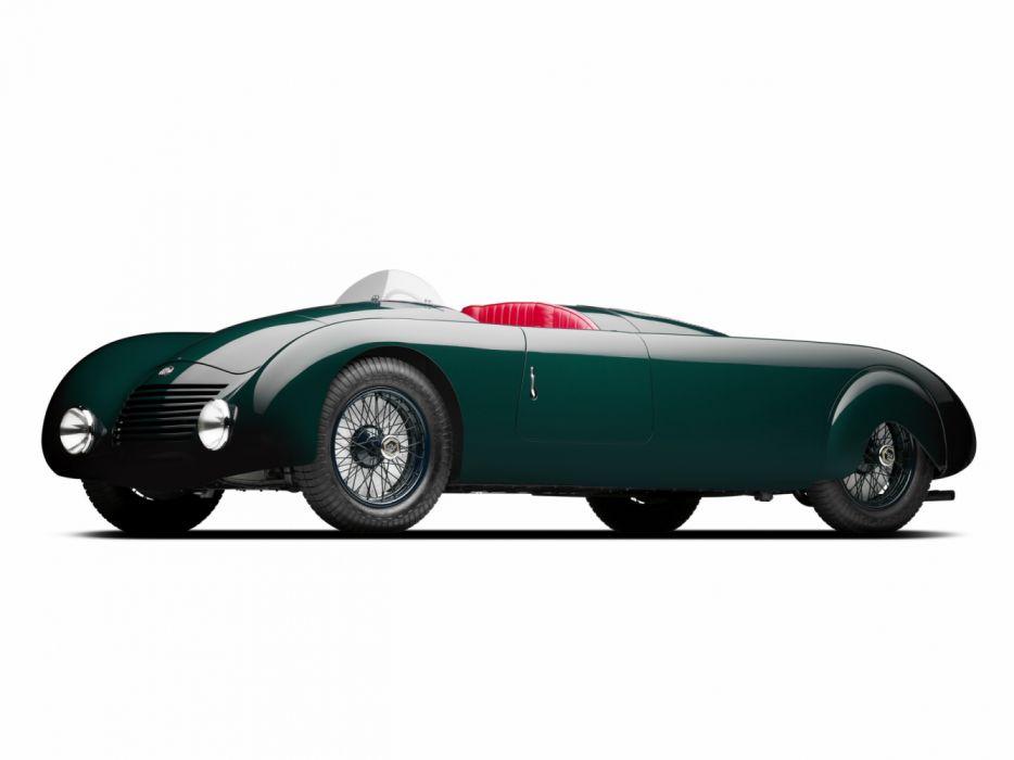 Alfa Romeo 6C 2300 Aerodinamica Spider 1935 wallpaper