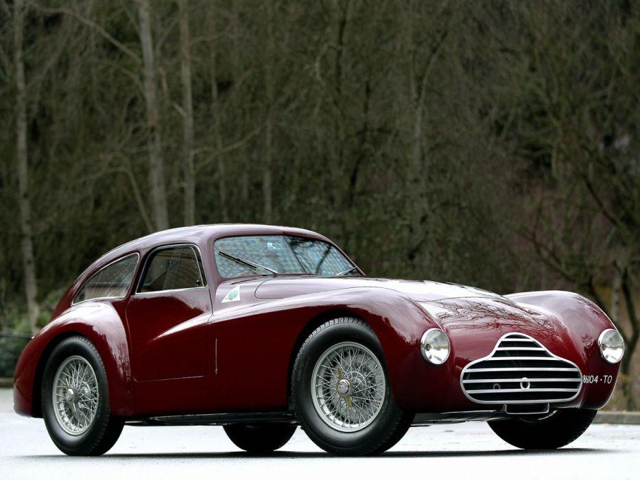 Alfa Romeo 6C 2500 Competizione 1948 wallpaper