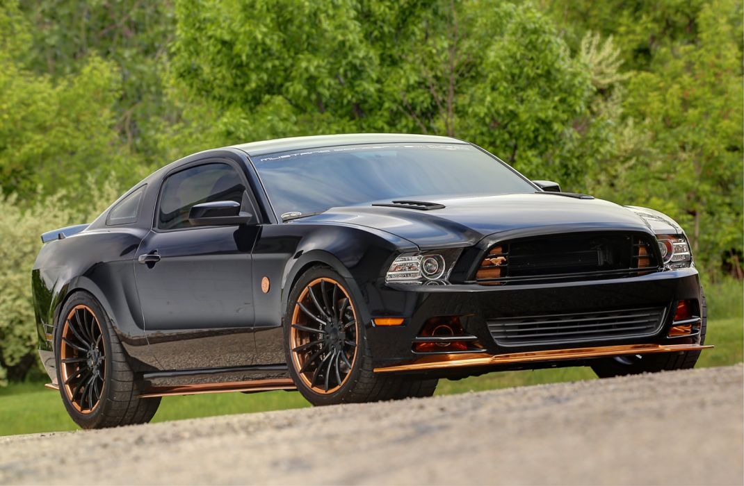 CDC Ford Mustang Bad Penny 2014 wallpaper