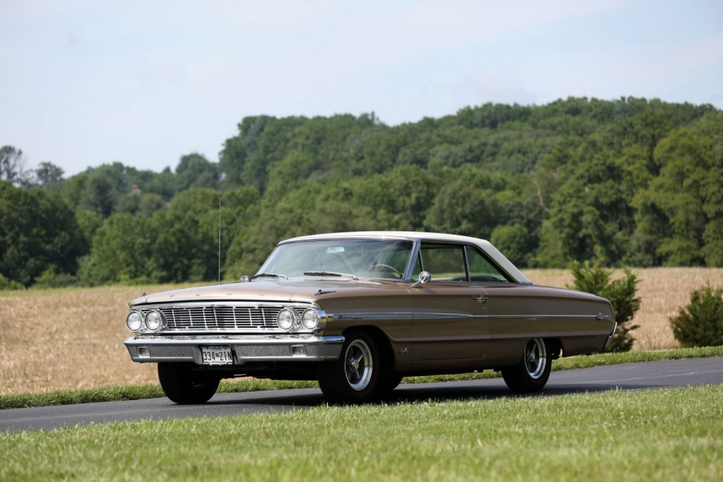 Ford Galaxie 500 XL Club Victoria 1964 wallpaper