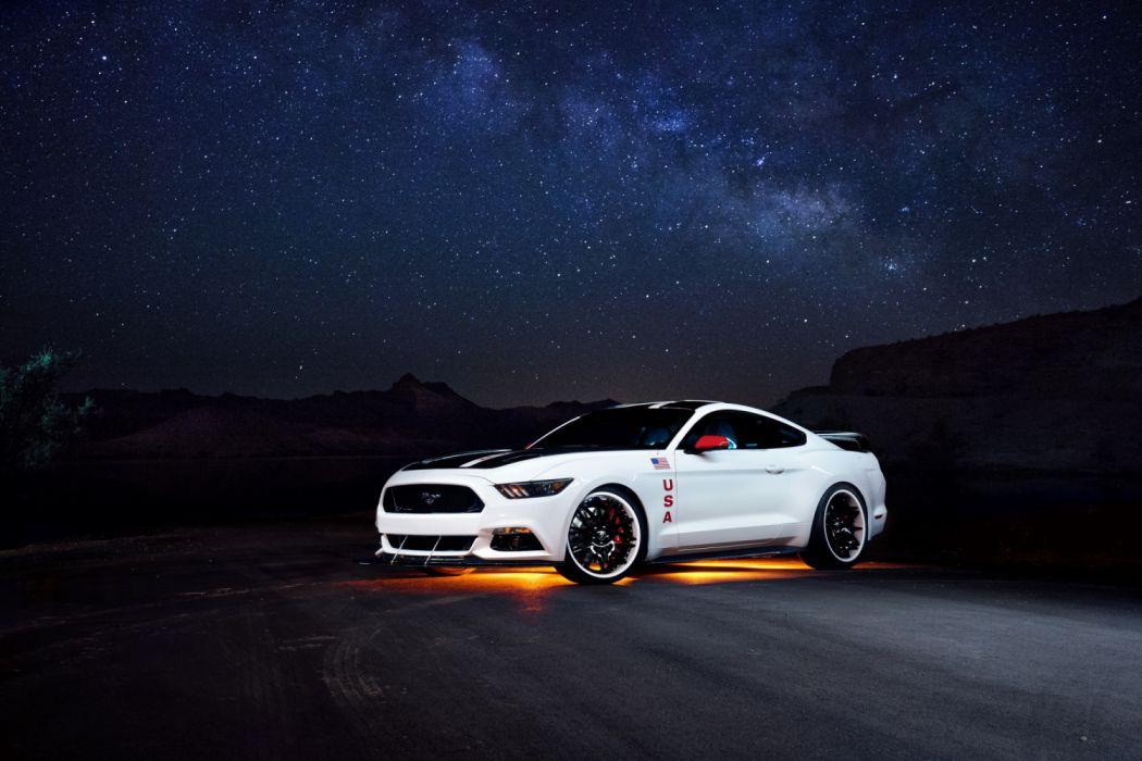 Ford Mustang Apollo Edition 2015 wallpaper