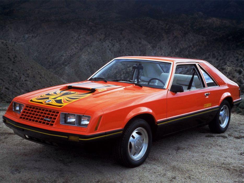 Ford Mustang Cobra 1979 wallpaper