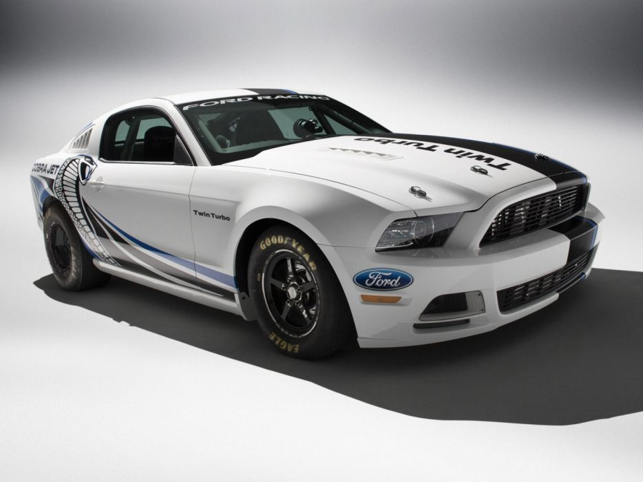 Ford Mustang Cobra Jet Twin-Turbo Concept 2012 wallpaper
