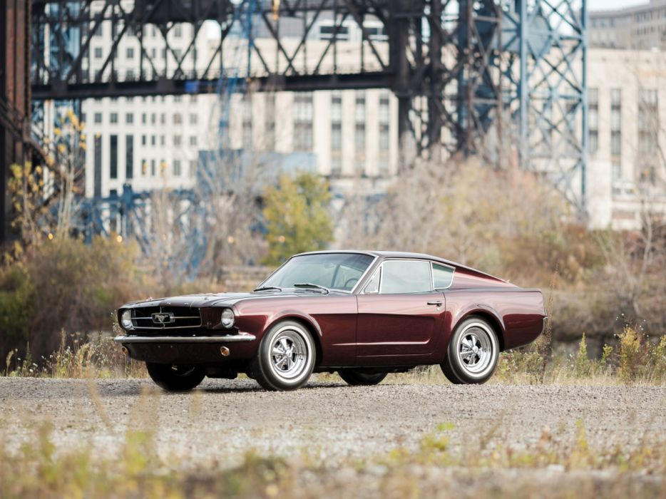 Ford Mustang Concept III 1964 wallpaper