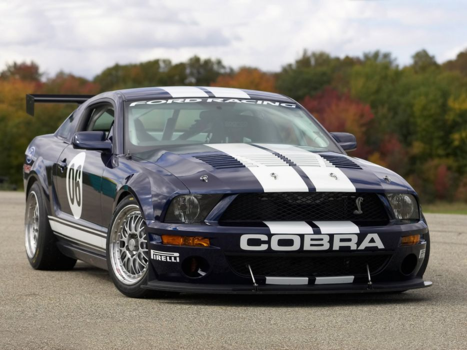Ford Mustang FR500 GT 2006 wallpaper