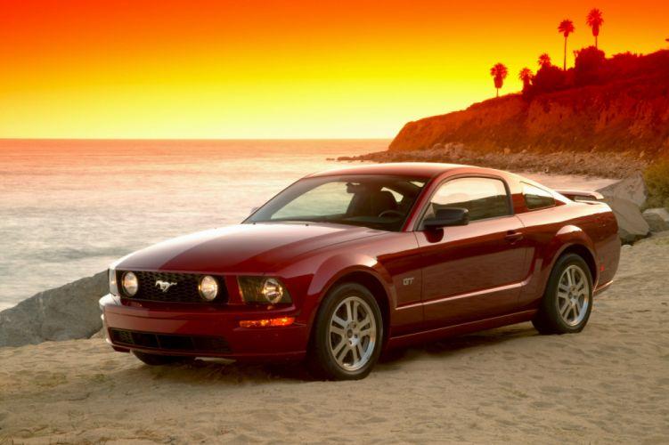 Ford Mustang GT 2005 wallpaper