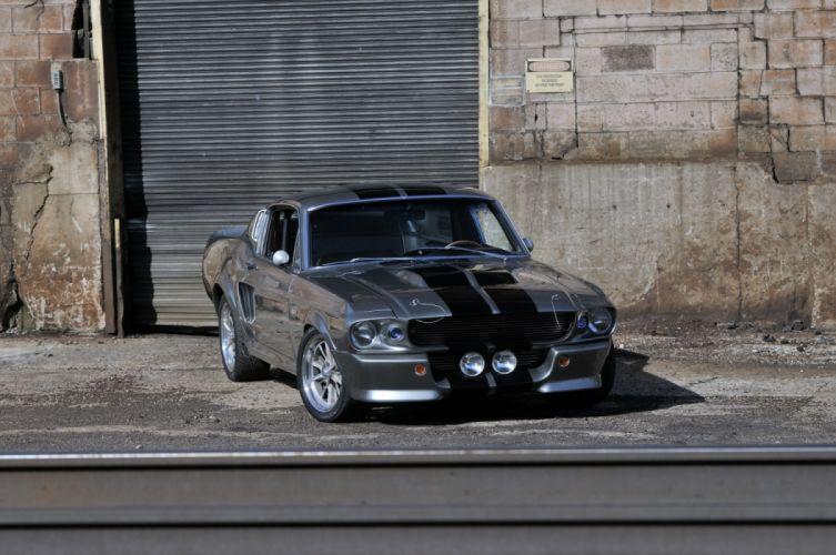 Ford Mustang GT500 Eleanor 2000 wallpaper