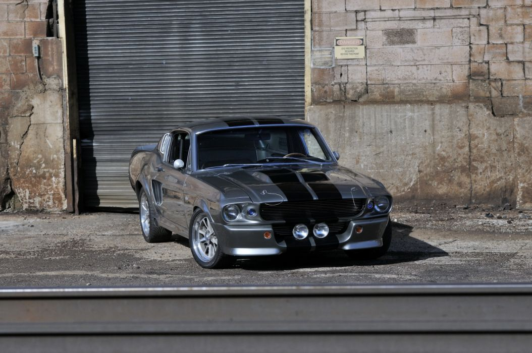Ford Mustang GT500 Eleanor 2000 wallpaper