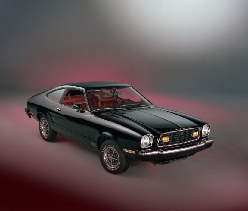 Ford Mustang II Mach 1 1976 wallpaper