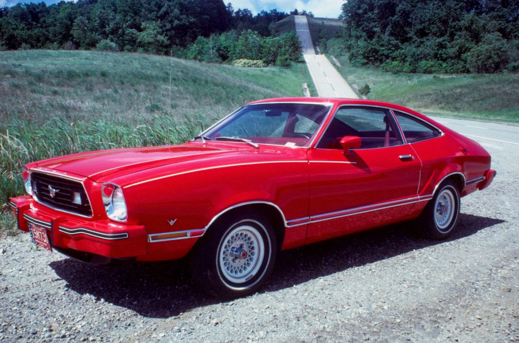Ford Mustang II Fastback 1974 wallpaper