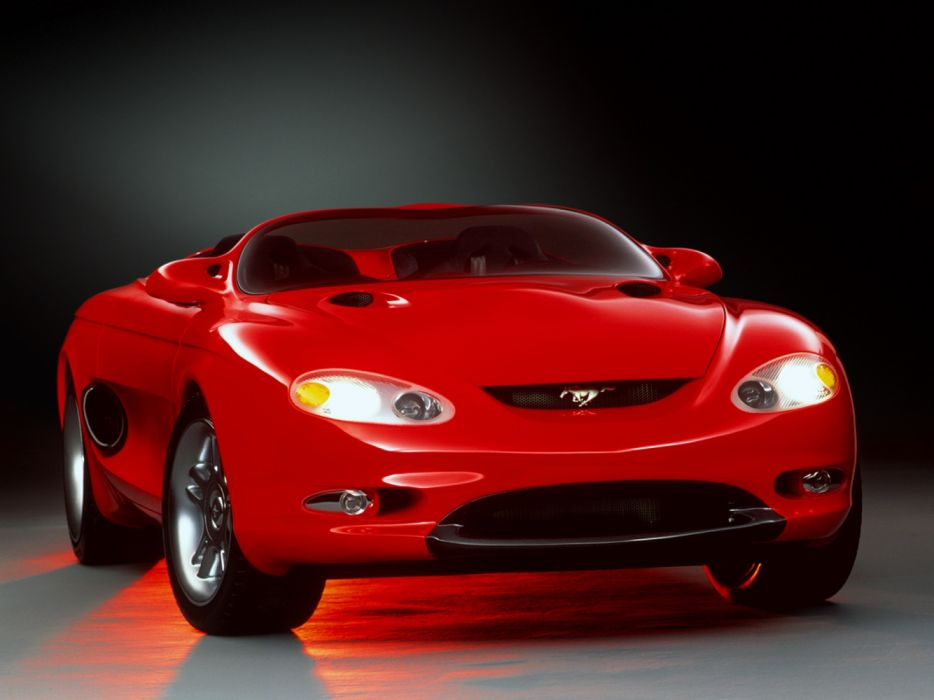 Ford Mustang Mach III Concept 1993 wallpaper