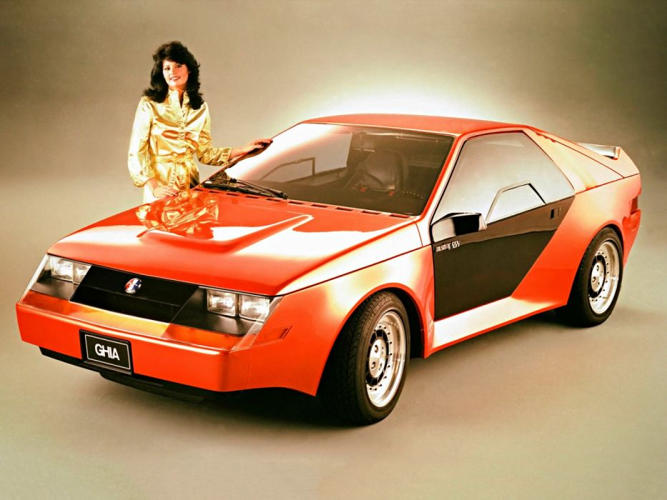 Ford Mustang RSX Concept 1980 wallpaper