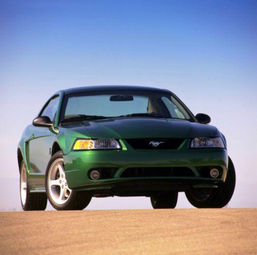 Ford Mustang SVT Cobra Coupe 1999 wallpaper