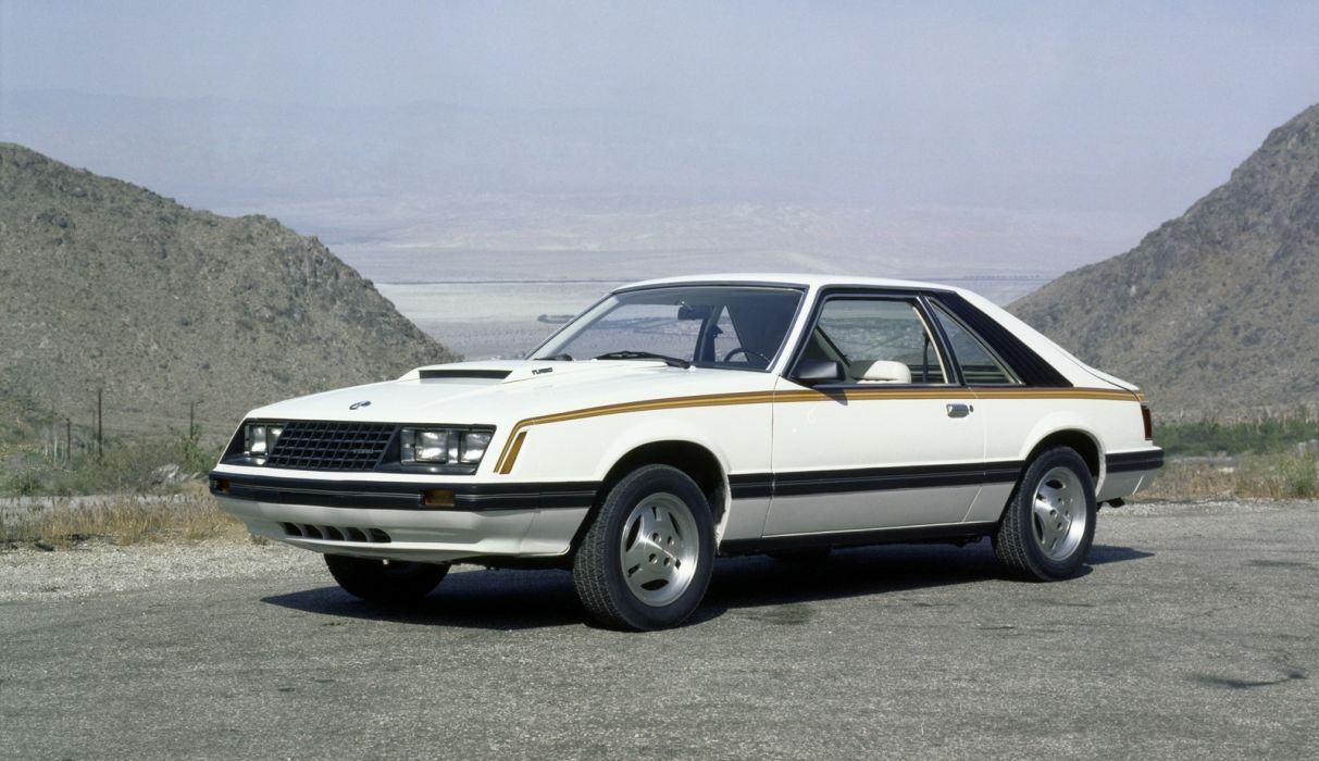 Ford Mustang Turbo Hatchback 1979 wallpaper