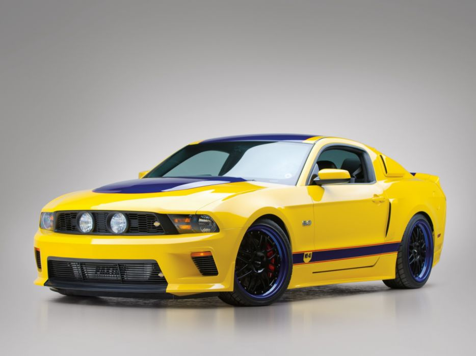 Ford Mustang WD-40 Concept 2010 wallpaper