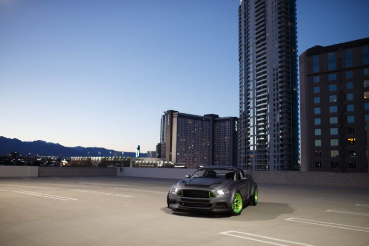 Ford Mustang RTR Spec 5 Concept 2015 wallpaper