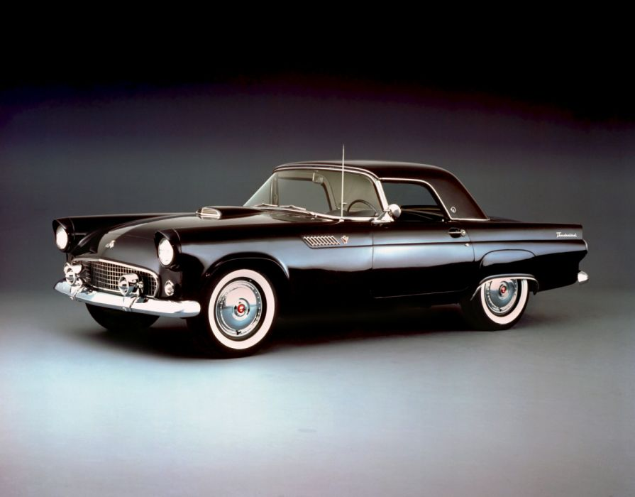 Ford Thunderbird 1955 wallpaper