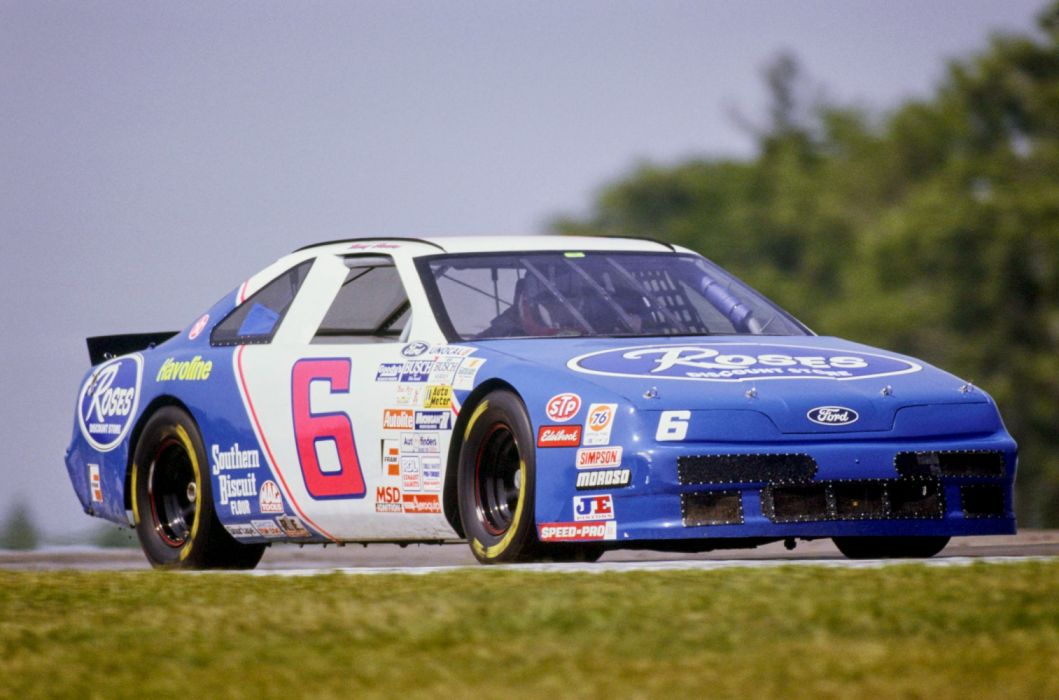Ford Thunderbird Nascar Race Car 1993 wallpaper