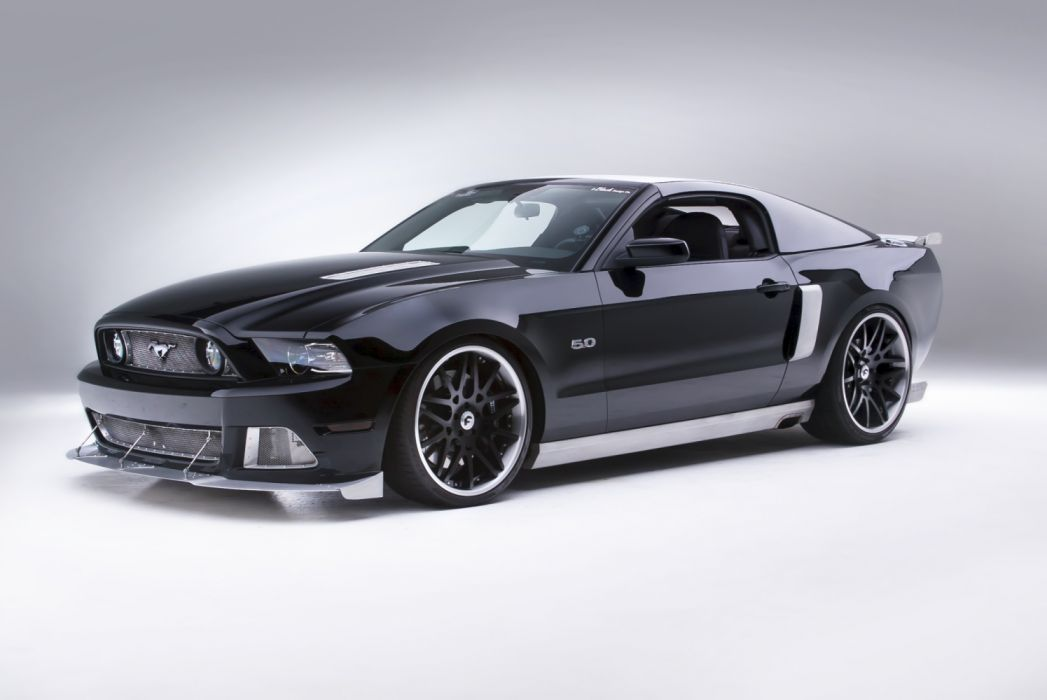 Hollywood Hot Rods Ford Mustang GT Convertible 2014 wallpaper