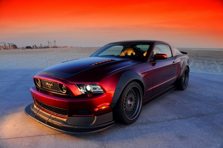 Mothers Ford Mustang GT RTR Spec 3 2013 wallpaper