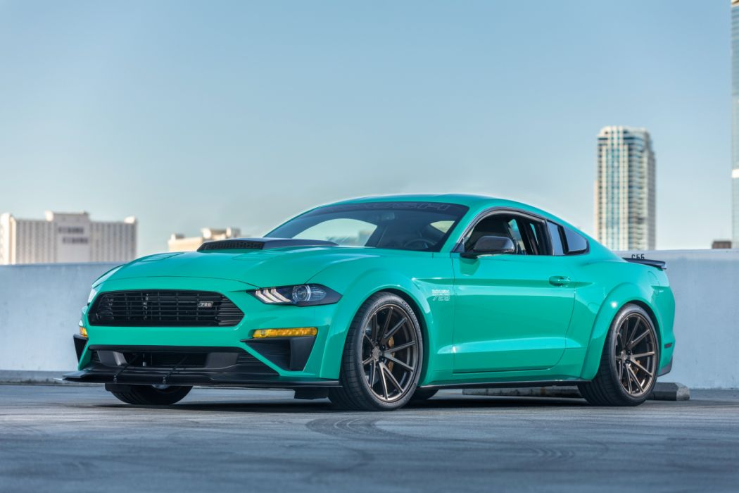 Roush Mustang 729 2018 wallpaper