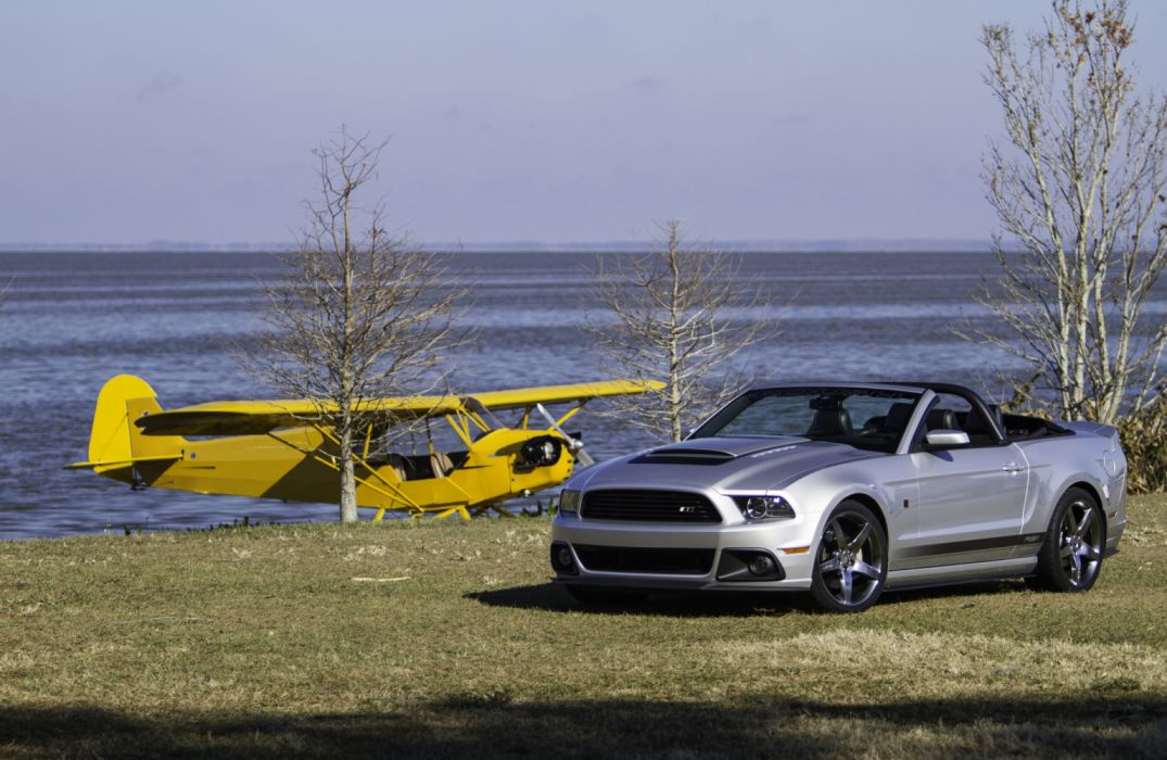 Roush Stage 1 Convertible 2013 wallpaper