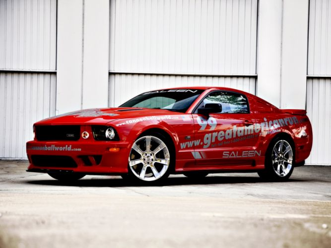 Saleen S281 Extreme Ultimate Bad Boy Edition 2007 wallpaper