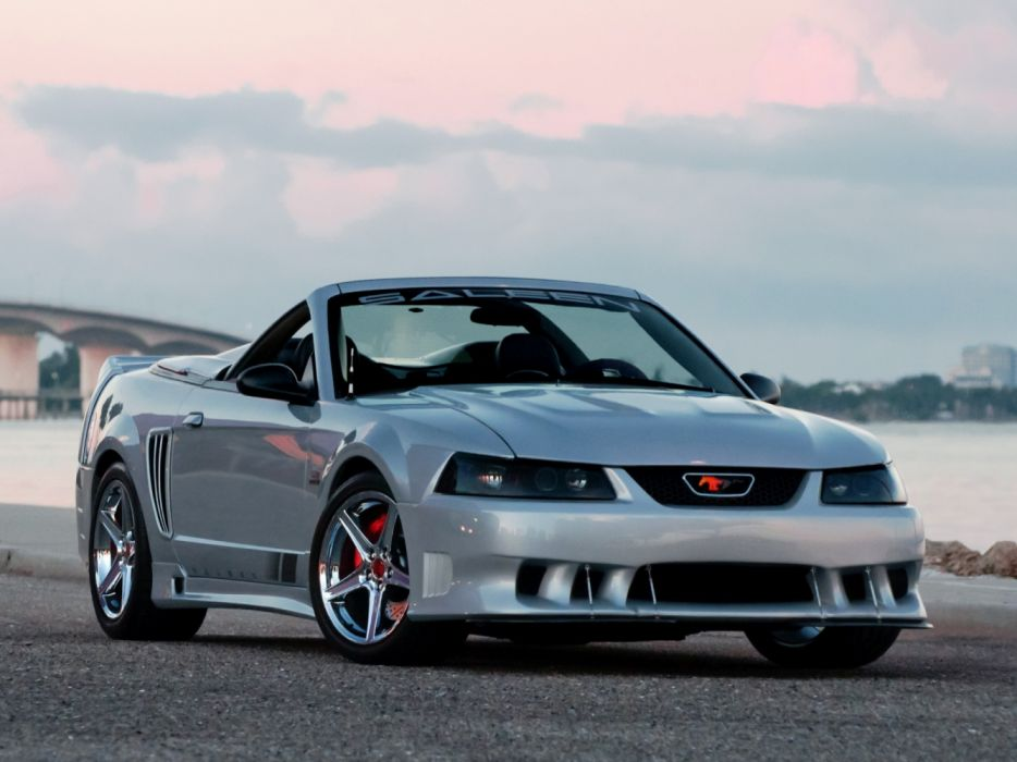 Saleen S281 SC Speedster 1999 wallpaper