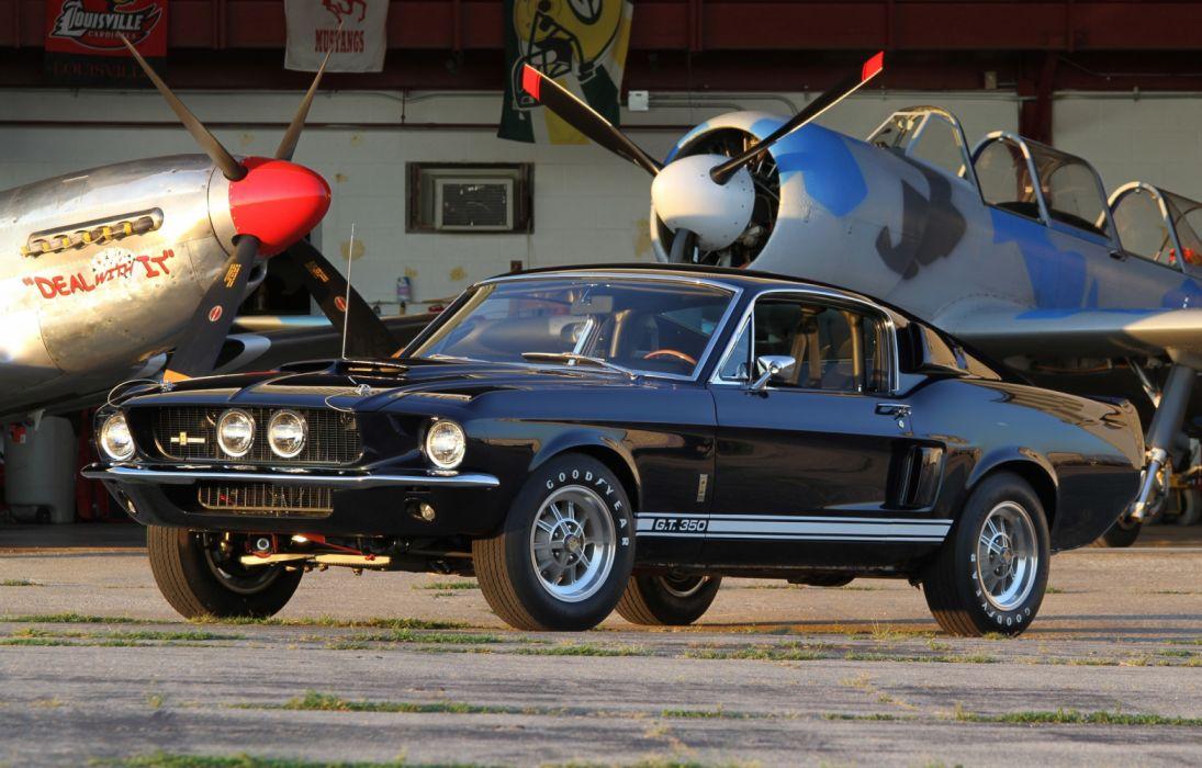 Shelby GT350 1967 wallpaper