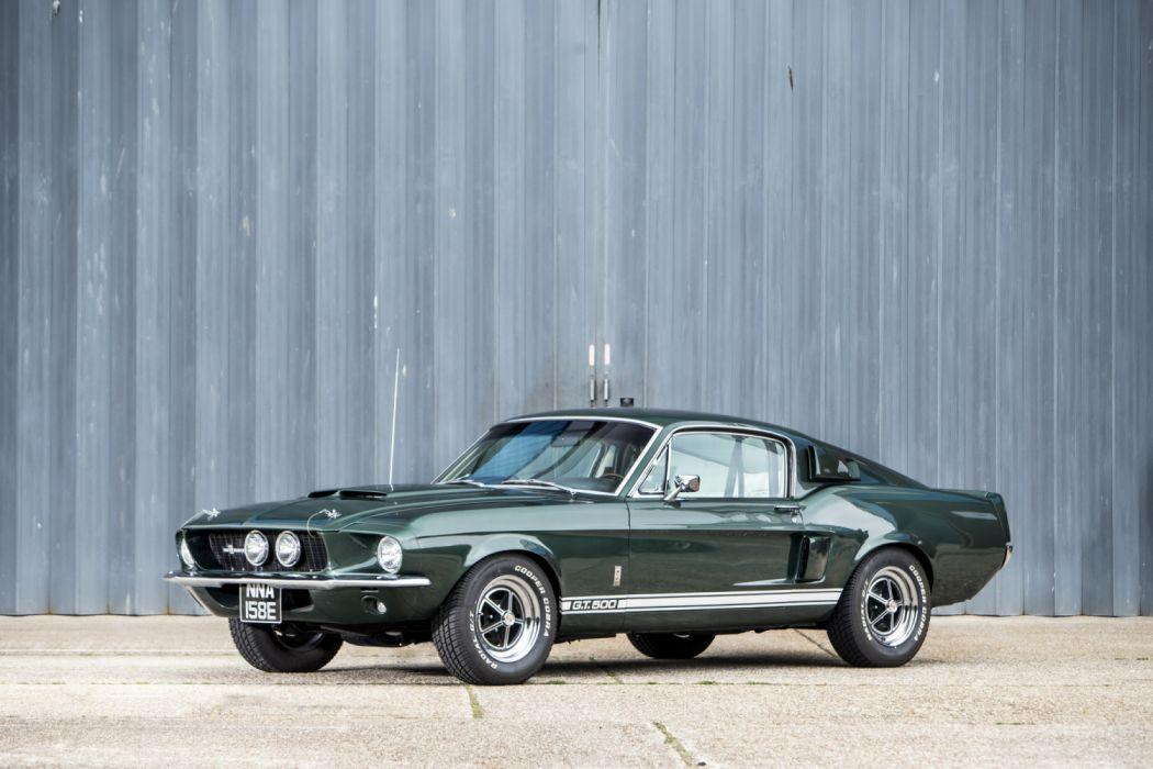 Shelby GT500 1967 wallpaper