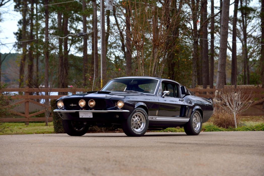 Shelby GT350 Supercharged 1967 wallpaper