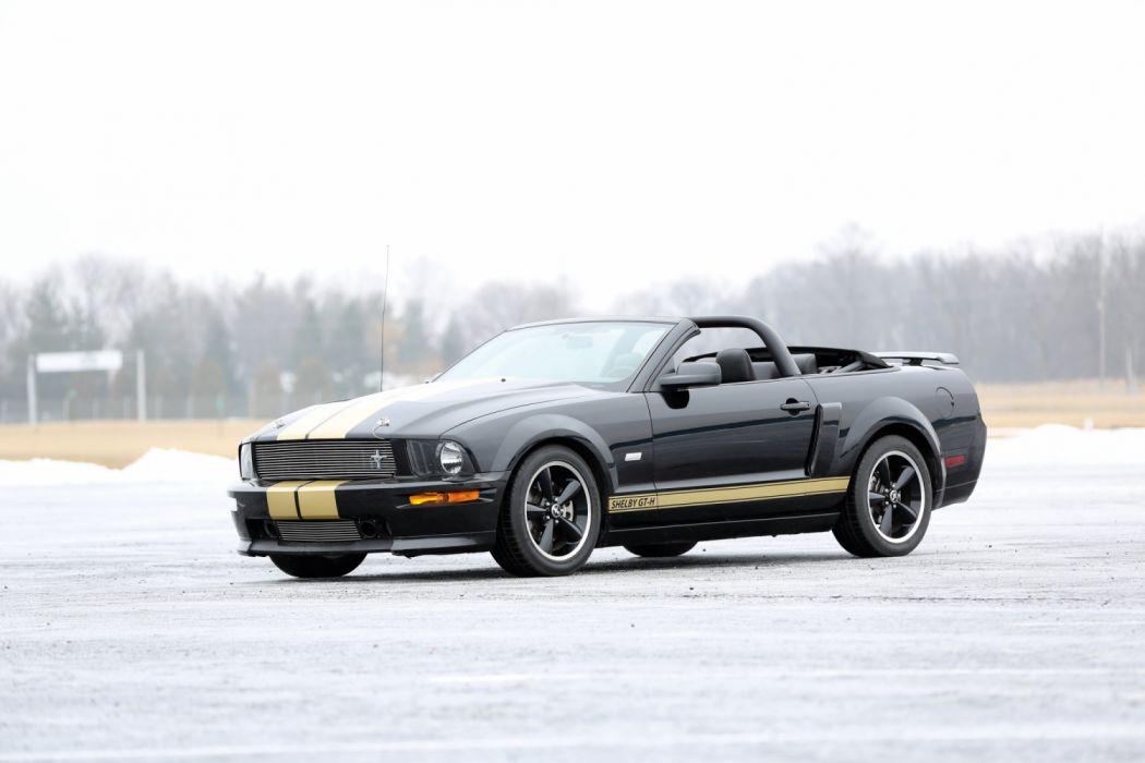 Shelby GT-H Convertible 2007 wallpaper