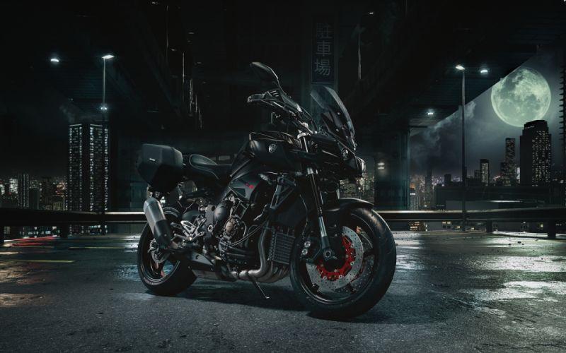 Yamaha MT 10 Touring moto wallpaper