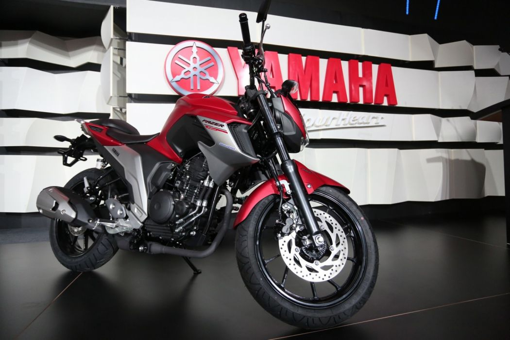 Yamaha Fazer 250 wallpaper