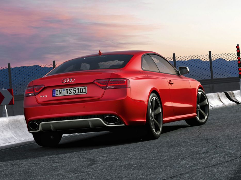 Audi RS5 2012 wallpaper