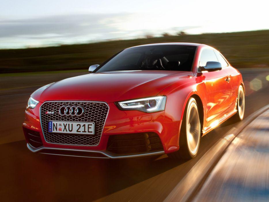 Audi RS5 2012 wallpaper