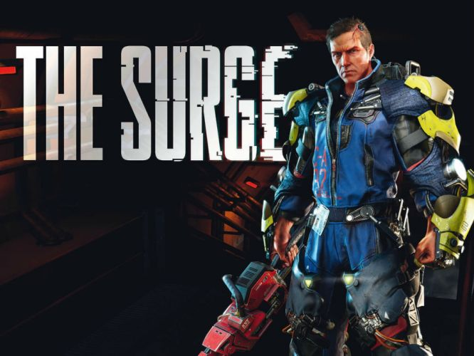 SURGE action rpg sci-fi futuristic nanosuit armor fighting technics video game warrior exoskeleton 1surge wallpaper