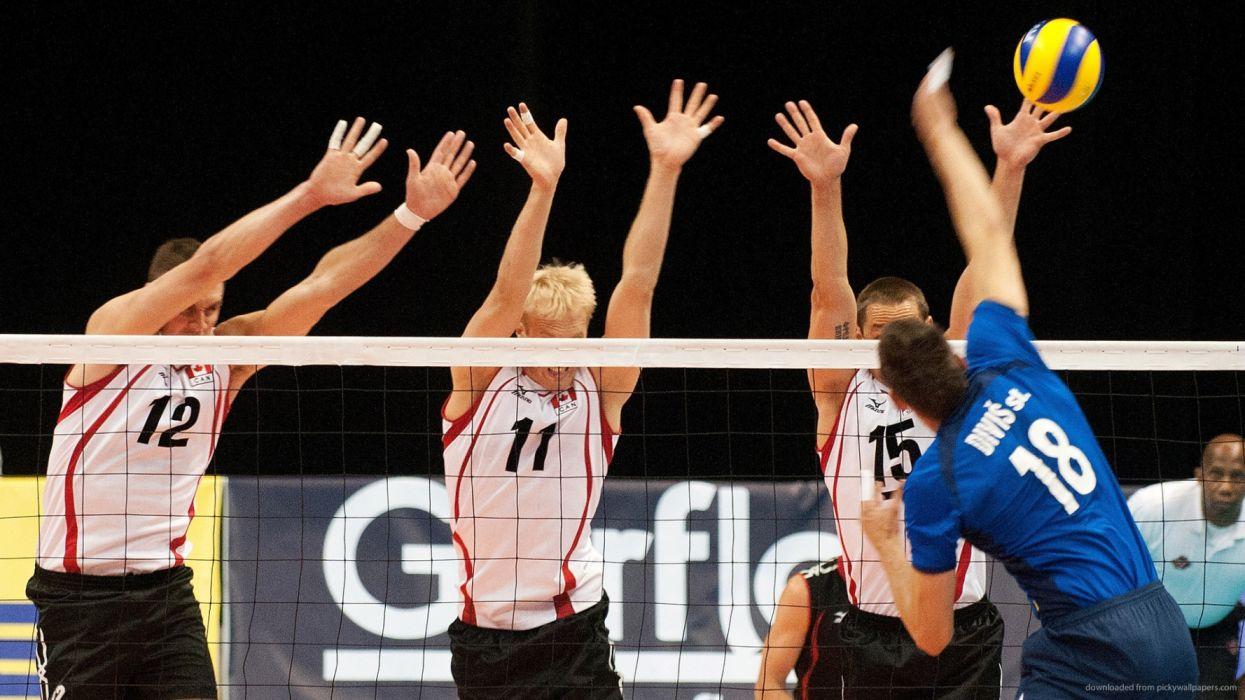 46901632-volleyball-wallpaper wallpaper