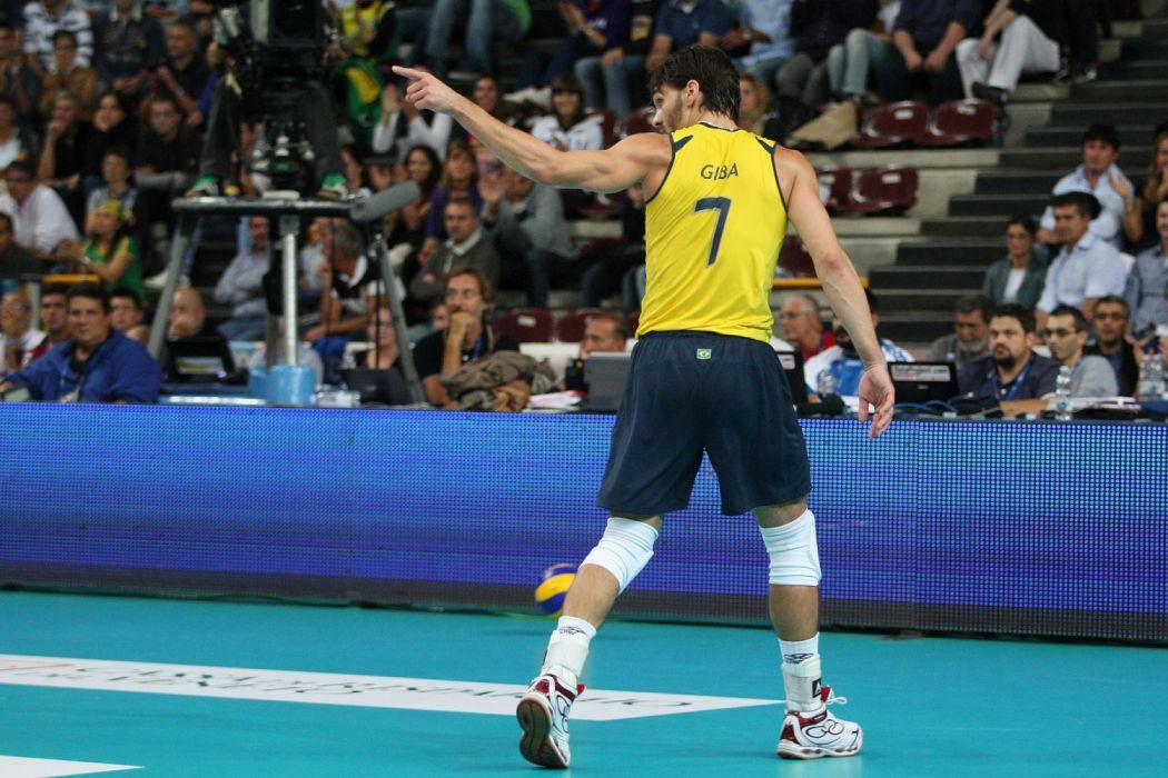 giba-best-brazilian-volleyball-player wallpaper