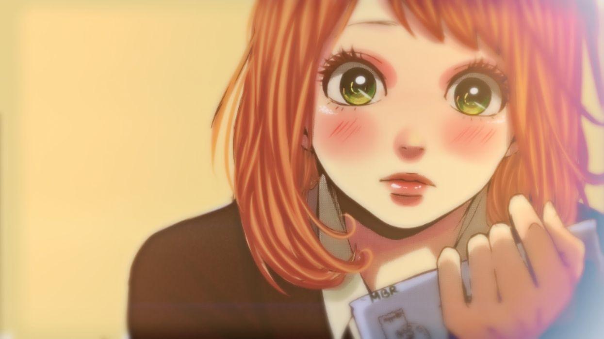 anime girls objects widescreen wallpaper