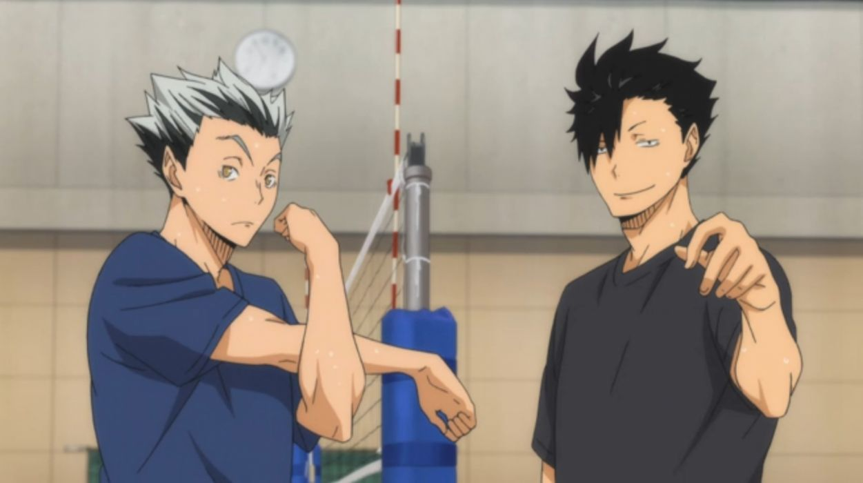 BokutoKuroo1volleyball wallpaper
