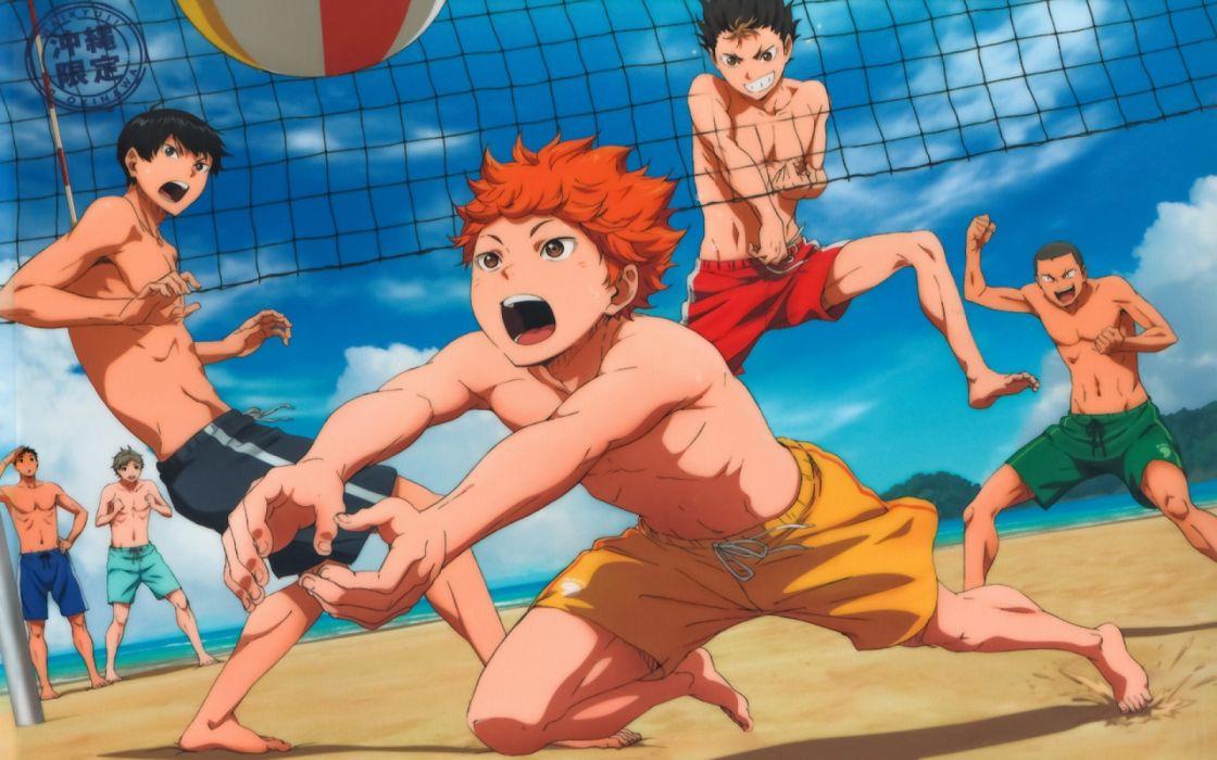 Haikyuu!! full 2032164 volleyball wallpaper