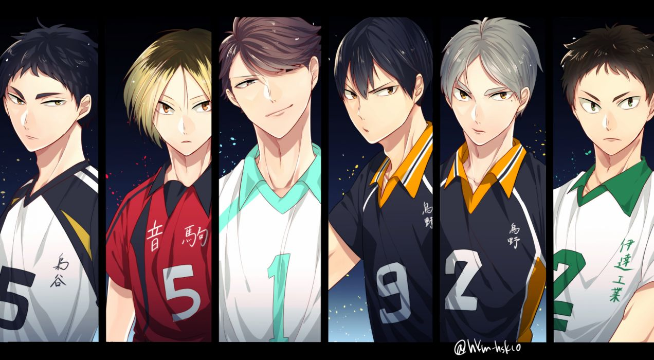 Haikyuu!! full 1850250k volleyball wallpaper