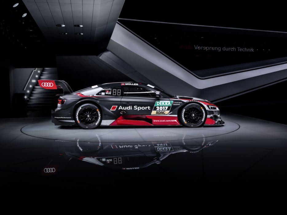 Audi RS5 DTM 2017 Race Car wallpaper