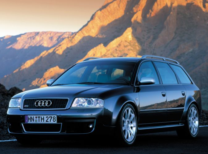 Audi RS6 Avant 4B-C5 2002 wallpaper
