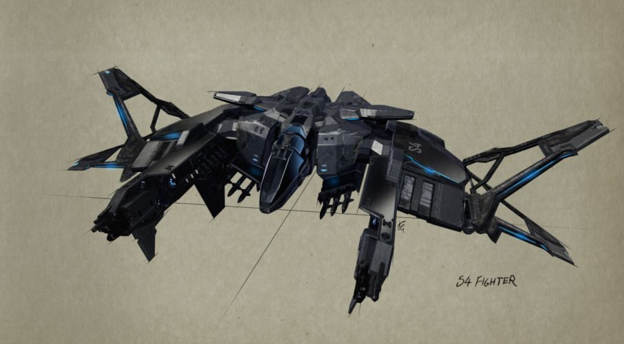 EVE VALKYRIE space combat action fighting futuristic spaceship sci-fi shooter mmo tactical strategy mmo online technics battleship warship warzone virtual reality wallpaper