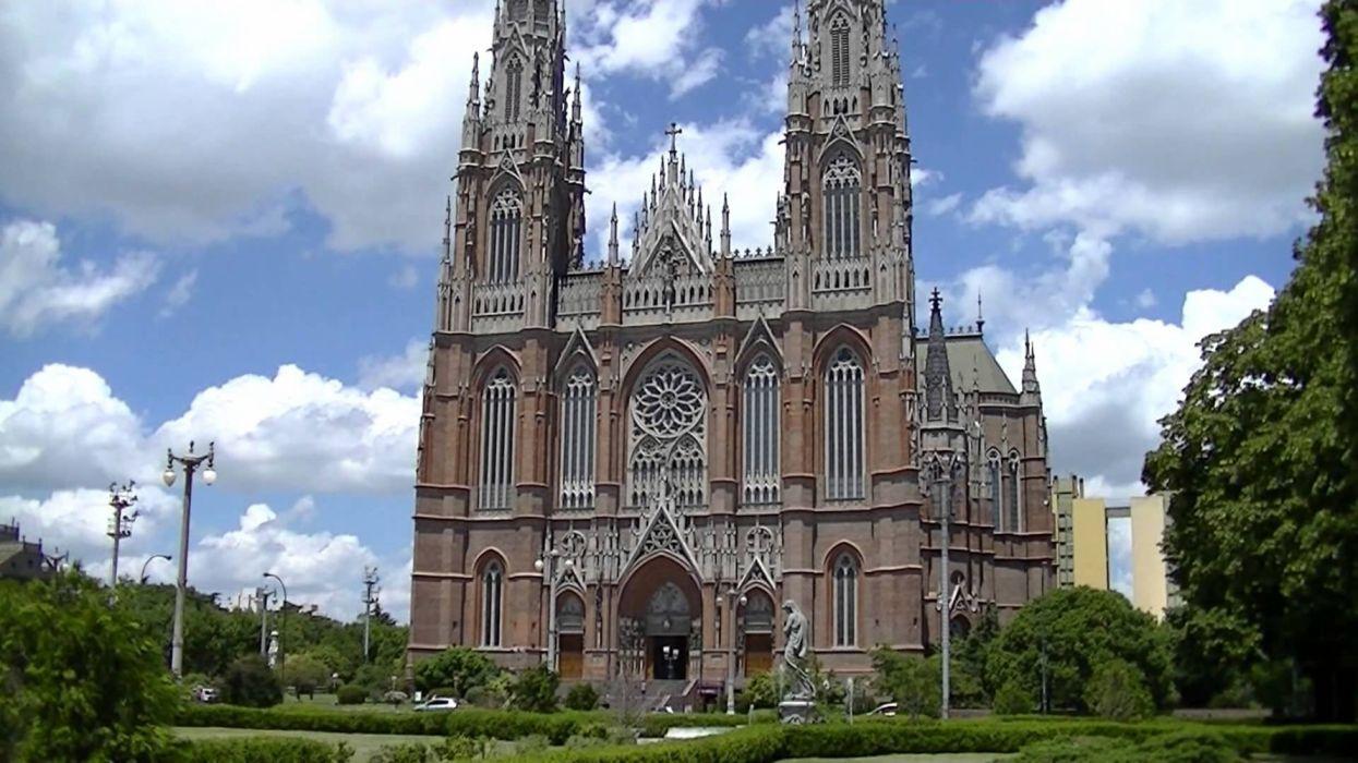 arquitectura catedral wallpaper