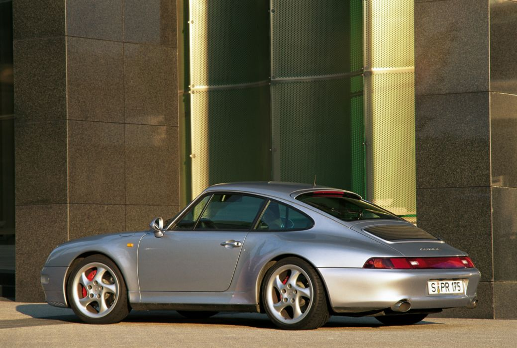 Porsche 911 Carrera 4S 3 6 993 1995 wallpaper